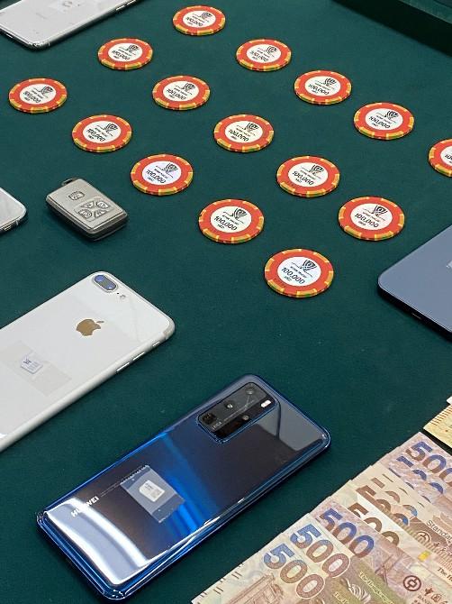 Casino chip fraud rt 66 casino buffet price